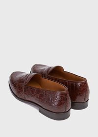 Lee II Low Vamp Penny Loafer, thumbnail 4
