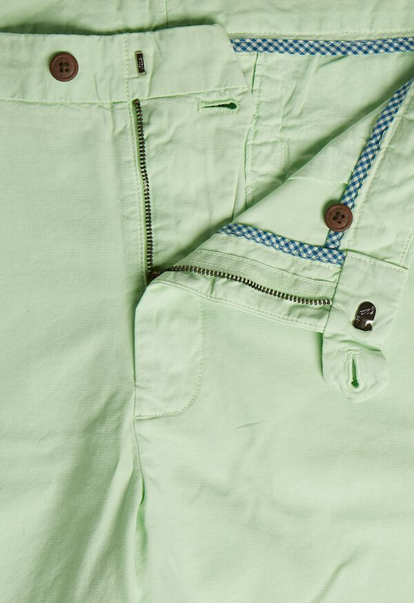 Stretch Cotton Walk Short, image 2
