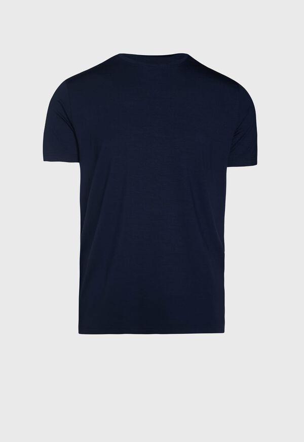 Jersey Knit Lounge T-Shirt, image 1