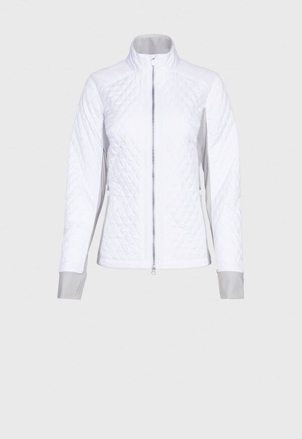 Zero Restriction Quilted Jacket, image 1