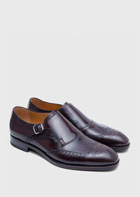 Harling Side Buckle Wing Tip, thumbnail 3