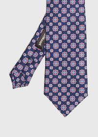 Floral Medallion Tie, thumbnail 1
