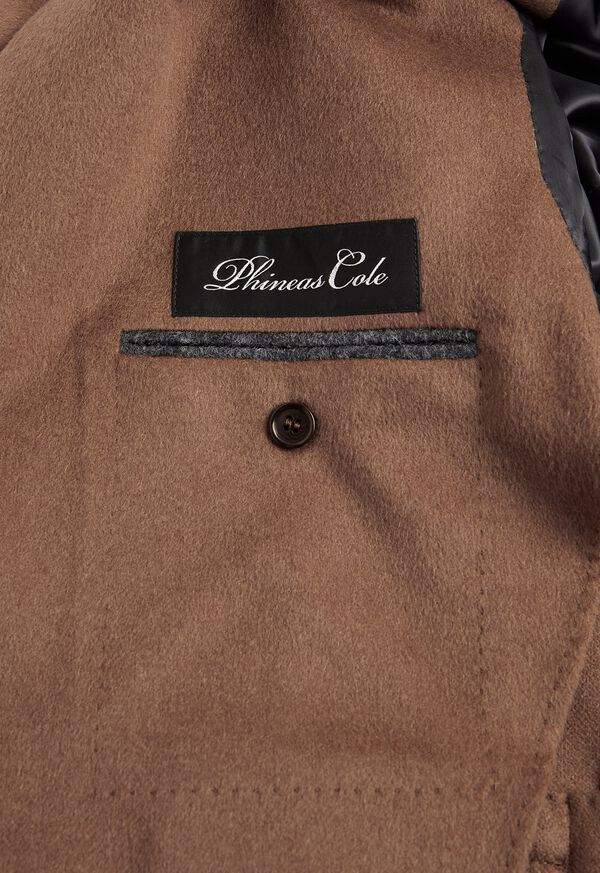 Camel Hair Sport Jacket, image 4