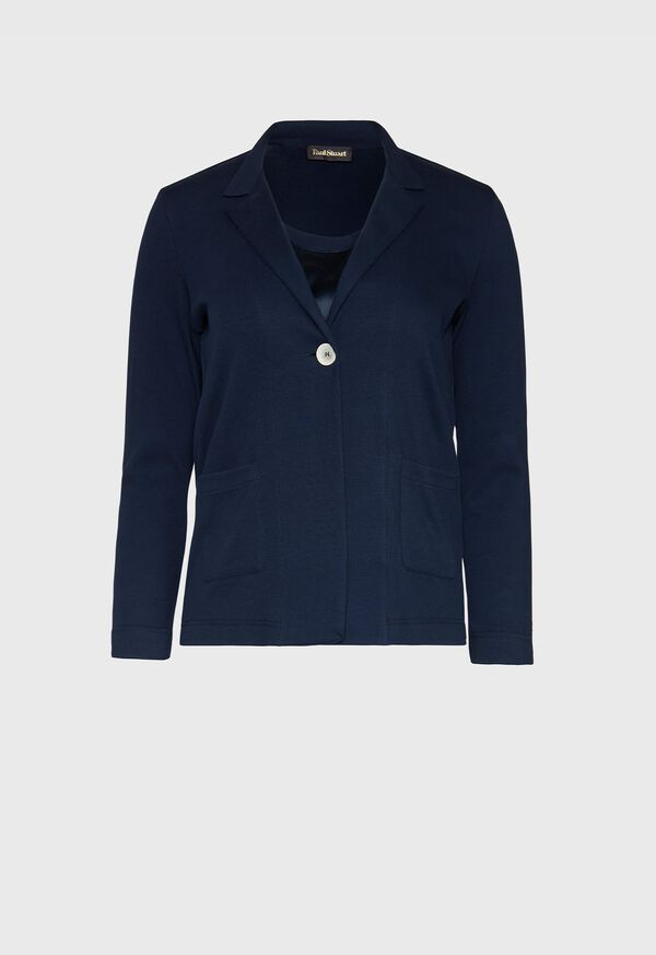 2-in-1 Blazer and Blouse, image 1