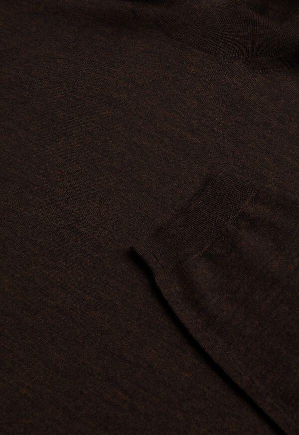 Super Lightweight Wool Turtleneck, image 5