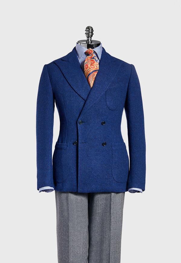 Wool Boucle Jacket, image 1