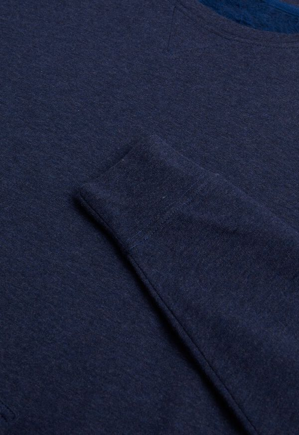 Pima Cotton Pullover, image 2