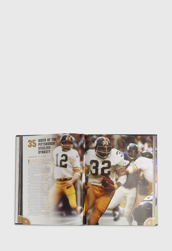NFL Leather Book, image 2
