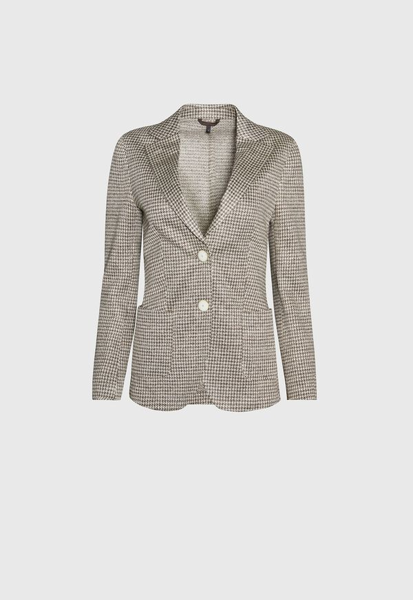 Houndstooth Jacket, image 1