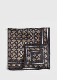 Vintage Silk Pocket Square, thumbnail 1