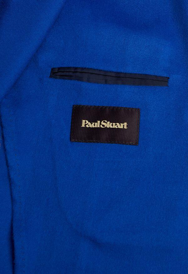 Royal Blue Cashmere Soft Jacket, image 4
