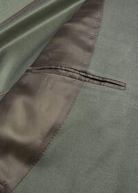 Paul Fit Solid Silk Sport Jacket, thumbnail 3