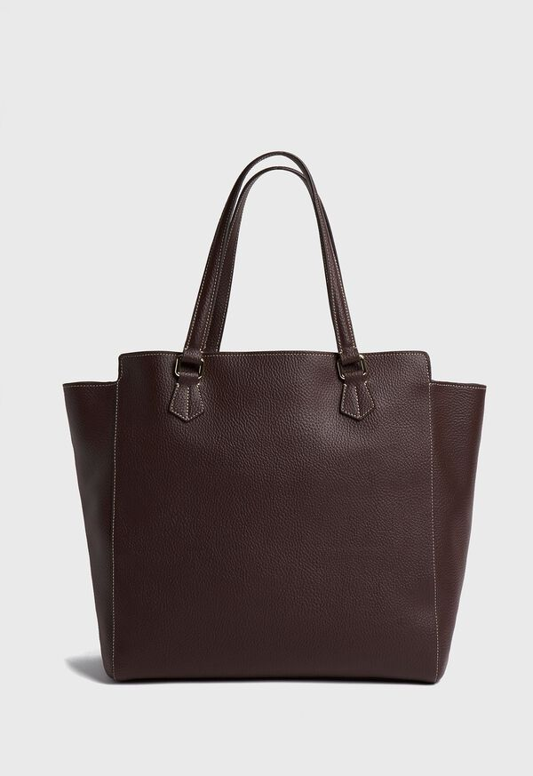 Deerskin Leather Tote, image 1