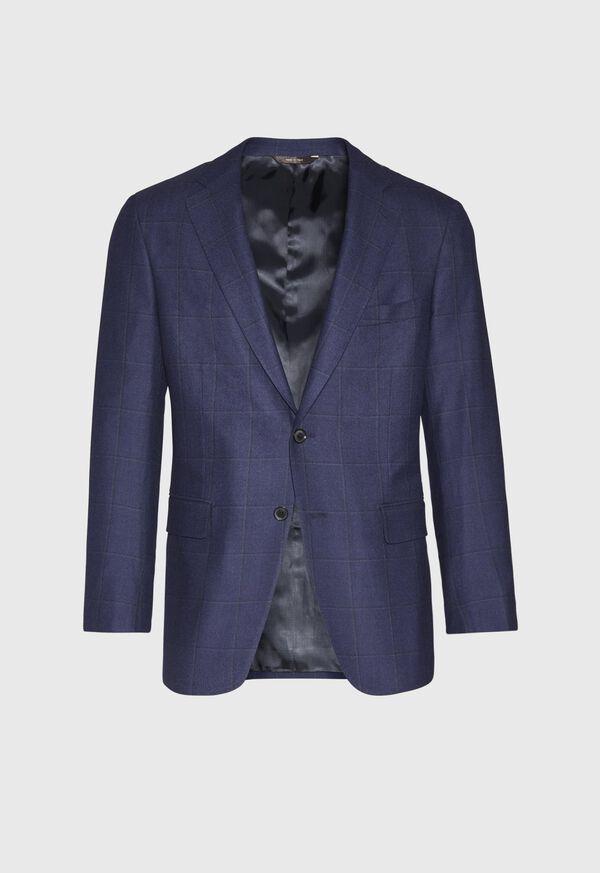 Super 180s Deco Pane Suit, image 3