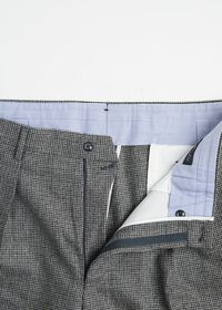 Phineas Cole Houndstooth Wide Leg Pant, thumbnail 2