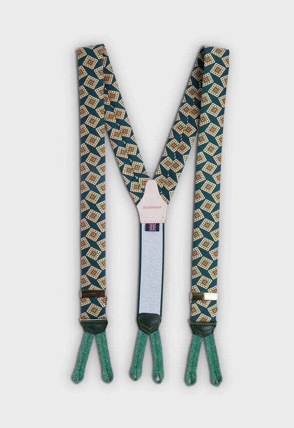 Silk Diamond Shape Braces, image 1