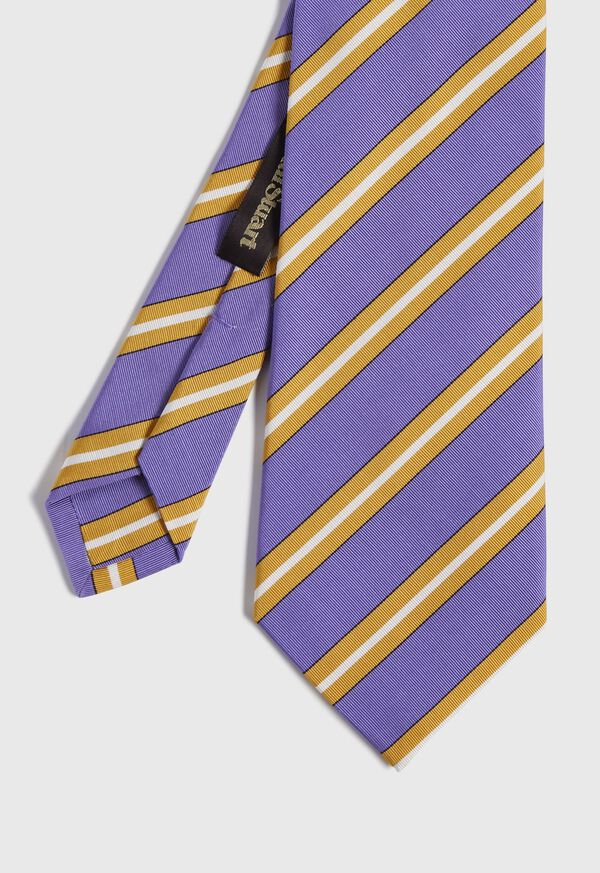 Wide Stripe Tie, image 1