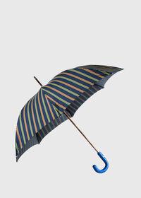 Tri Color Regimental Stripe Umbrella, thumbnail 1