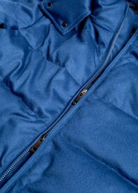 Cashmere Quilted Down Puffer Jacket, thumbnail 8