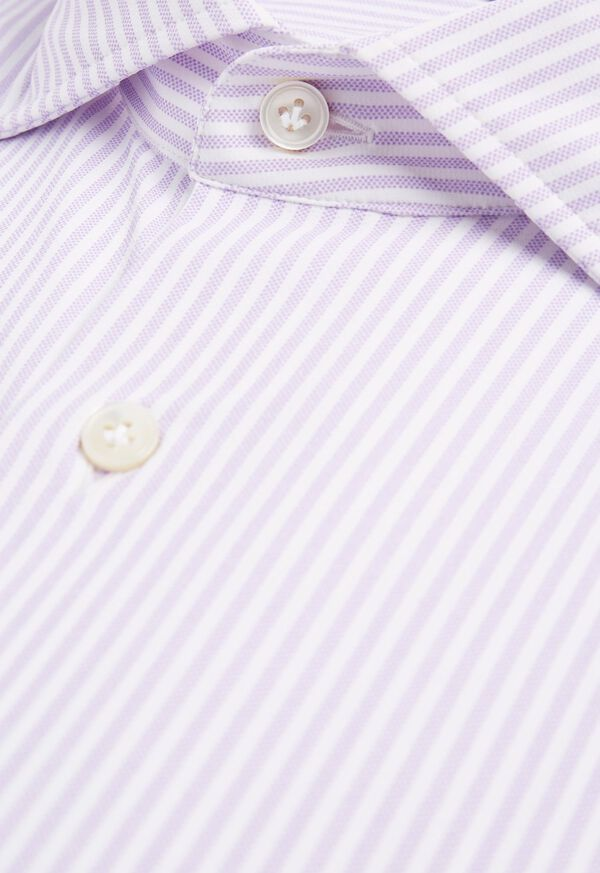 Bengal Stripe Performance Sport Shirt, image 2