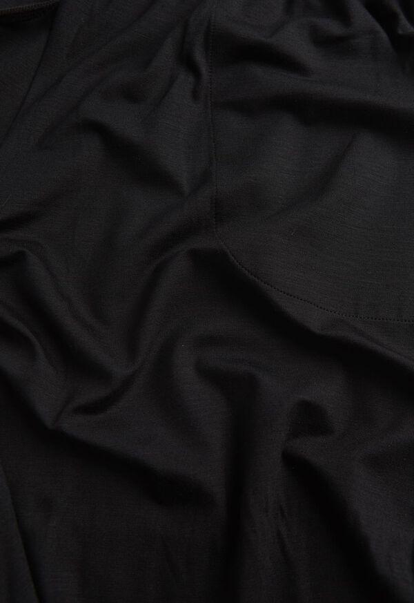 Jersey Knit Lounge Trousers, image 2
