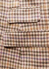 Paul Fit Wool Check Sport Jacket, thumbnail 3