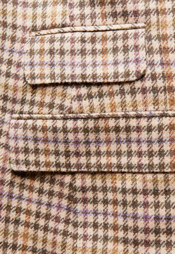 Paul Fit Wool Check Sport Jacket, image 3