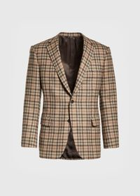 Paul Fit Wool Plaid Sport Jacket, thumbnail 1