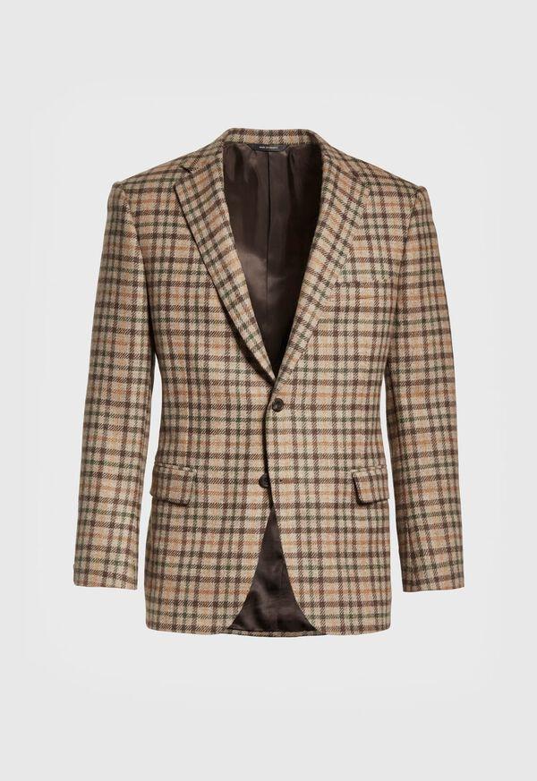 Paul Fit Wool Plaid Sport Jacket, image 1