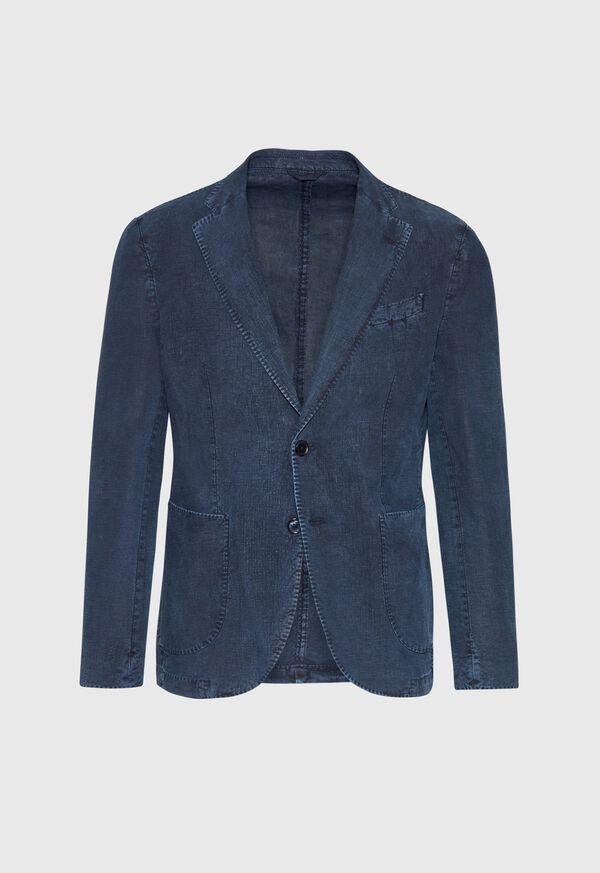 Solid Linen Suit, image 2