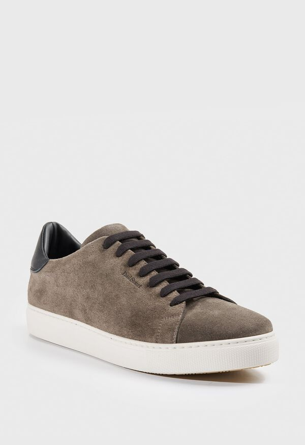 Suede Pascal Sneaker, image 2