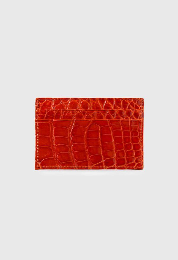 Alligator Card Case, image 1