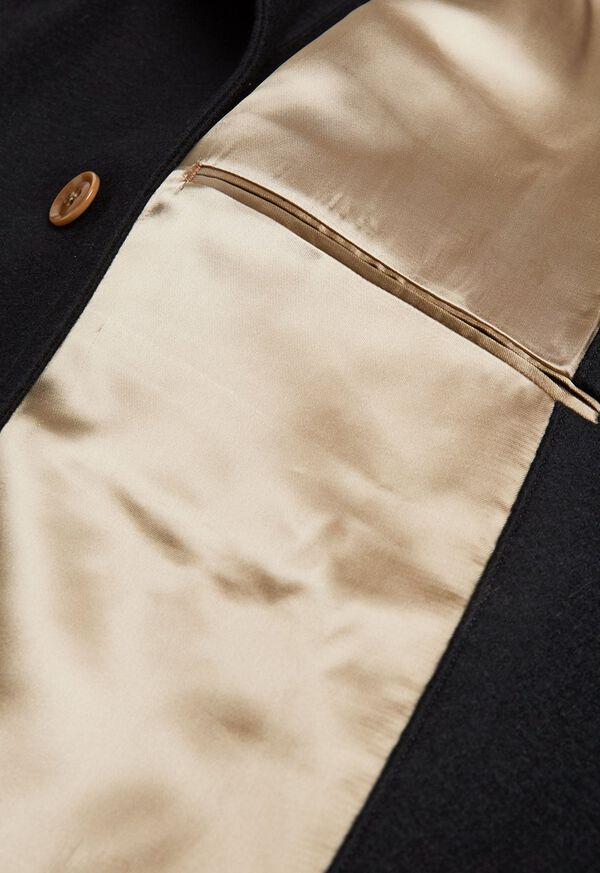 Black Wool Blazer, image 3