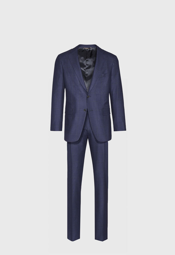 Super 180s Deco Pane Suit, image 1