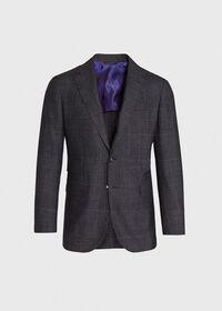 Grey Plaid Suit, thumbnail 3
