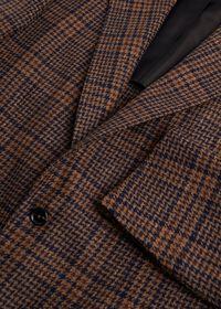 Brown Plaid Sport Jacket, thumbnail 2