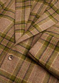 Plaid Soft Jacket, thumbnail 2