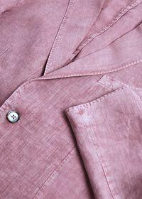 Solid Linen Suit, thumbnail 3
