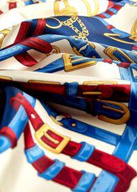 Belt Foulard Silk Scarf, thumbnail 2