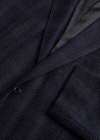 Super 150s Wool Plaid Suit, thumbnail 2