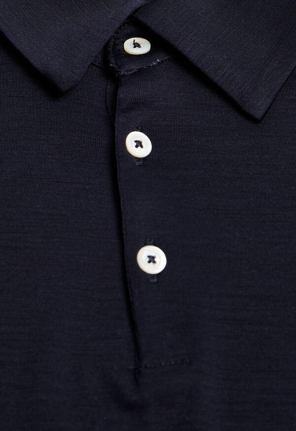 Washable Wool Polo, image 2