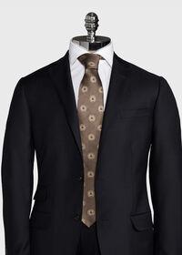 Button Silk Tie, thumbnail 2