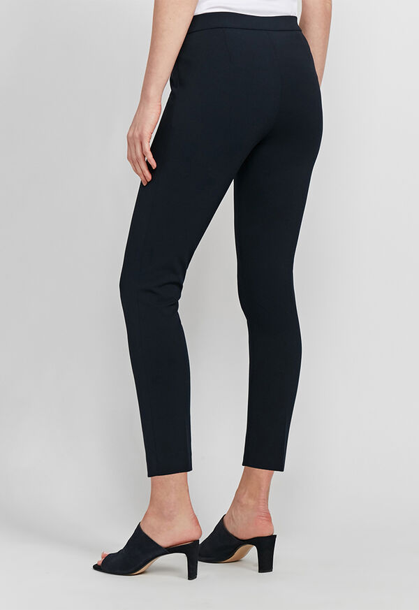 Crepe Pull-On Pant, image 5