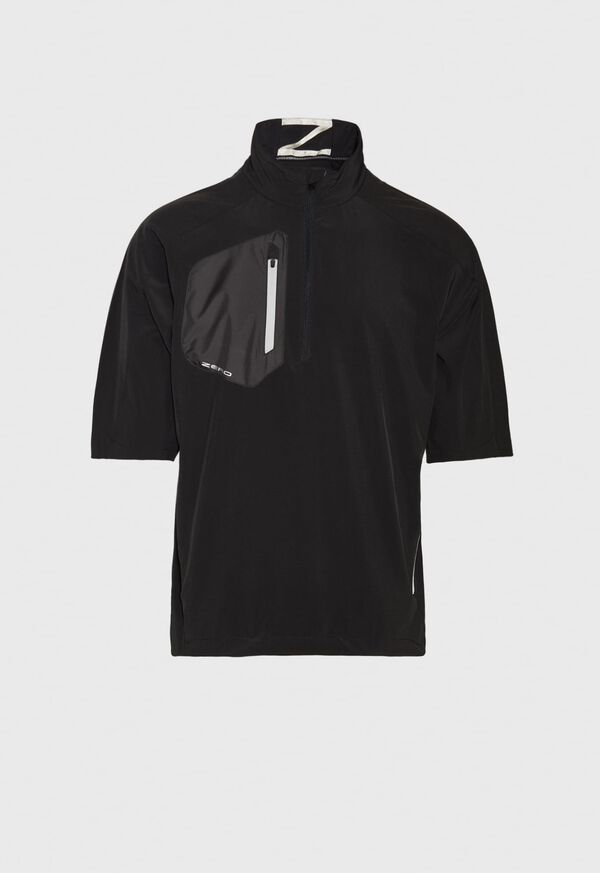 Zero Restriction Half Sleeve 1/4 Zip, image 1