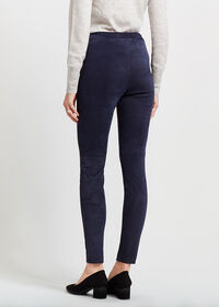 Stretch Suede Legging, thumbnail 3