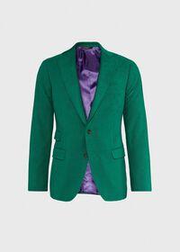 Green Corduroy Sport Jacket, thumbnail 1