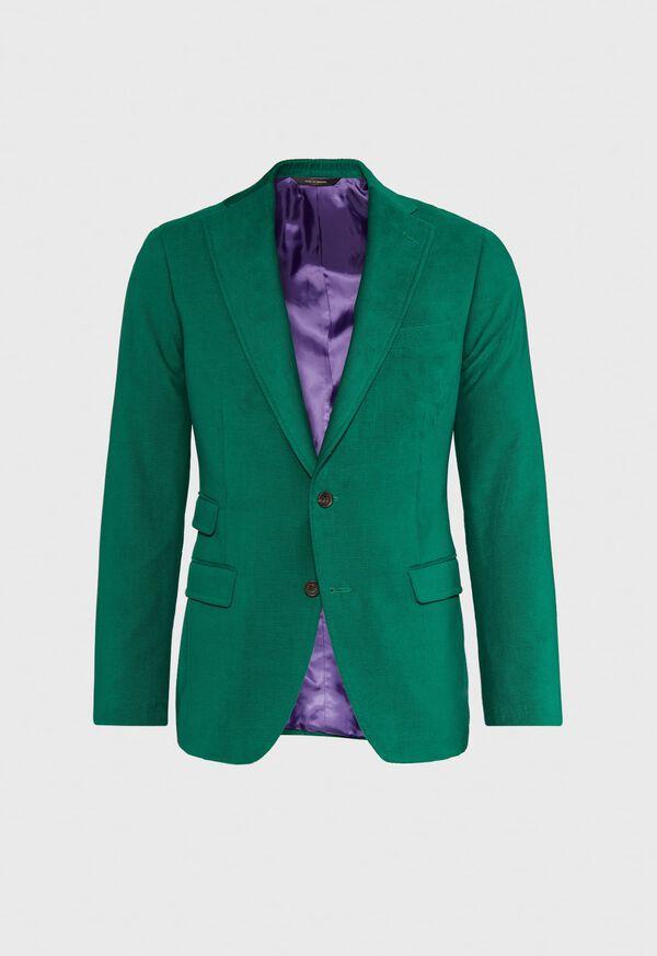 Green Corduroy Sport Jacket