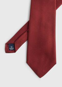 Solid Silk Twill Tie, thumbnail 1