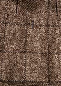Brown Windowpane Jacket, thumbnail 3