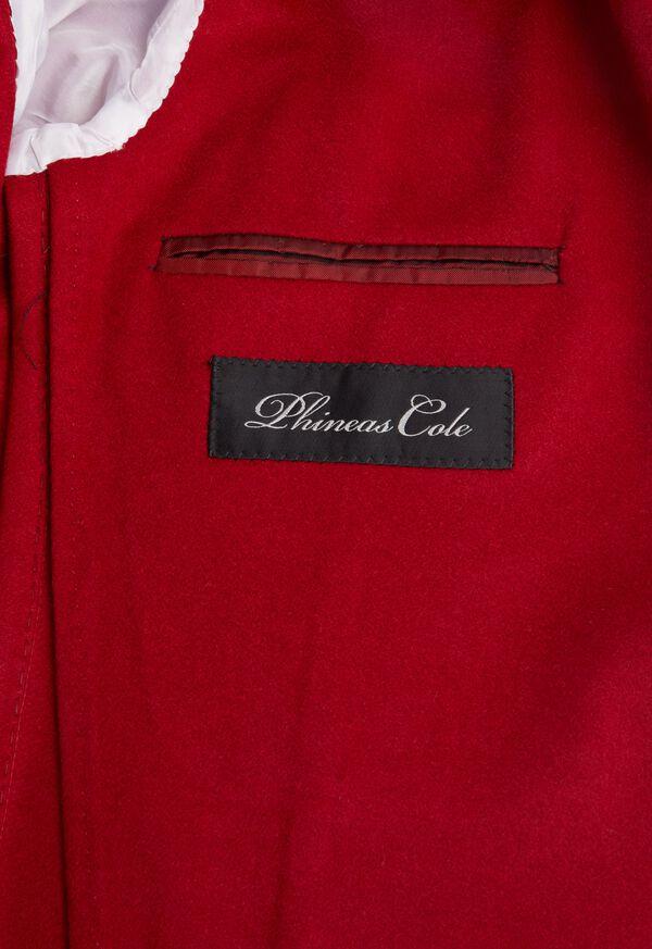 Cashmere Soft Constructed Jacket, image 3